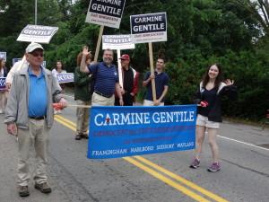 Wayland's 375th Anniversary Parade #2