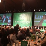 Carmine at the 2015 St. Patrick's Day breakfast
